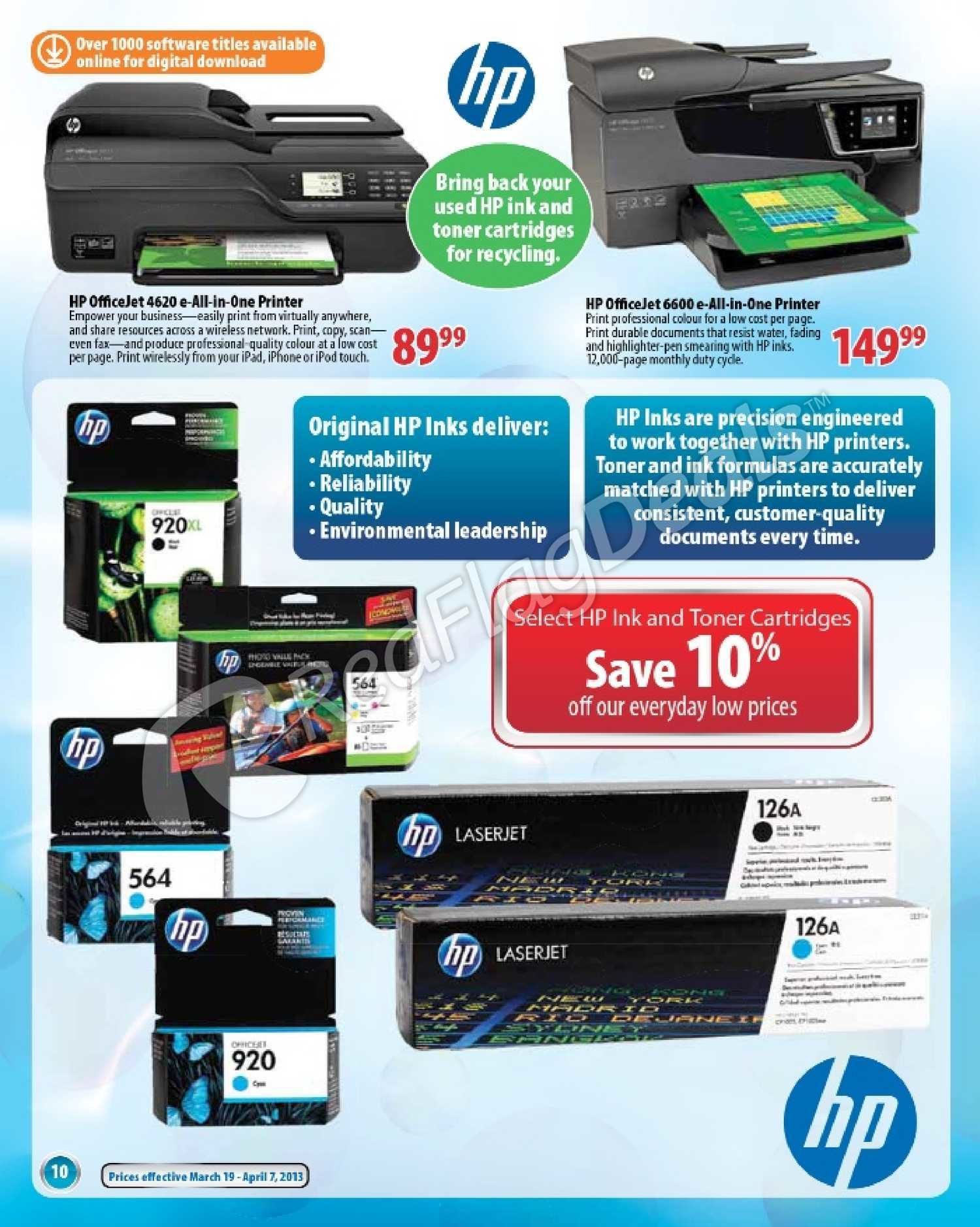London Drugs Weekly Flyer - Computer Catalogue - Get