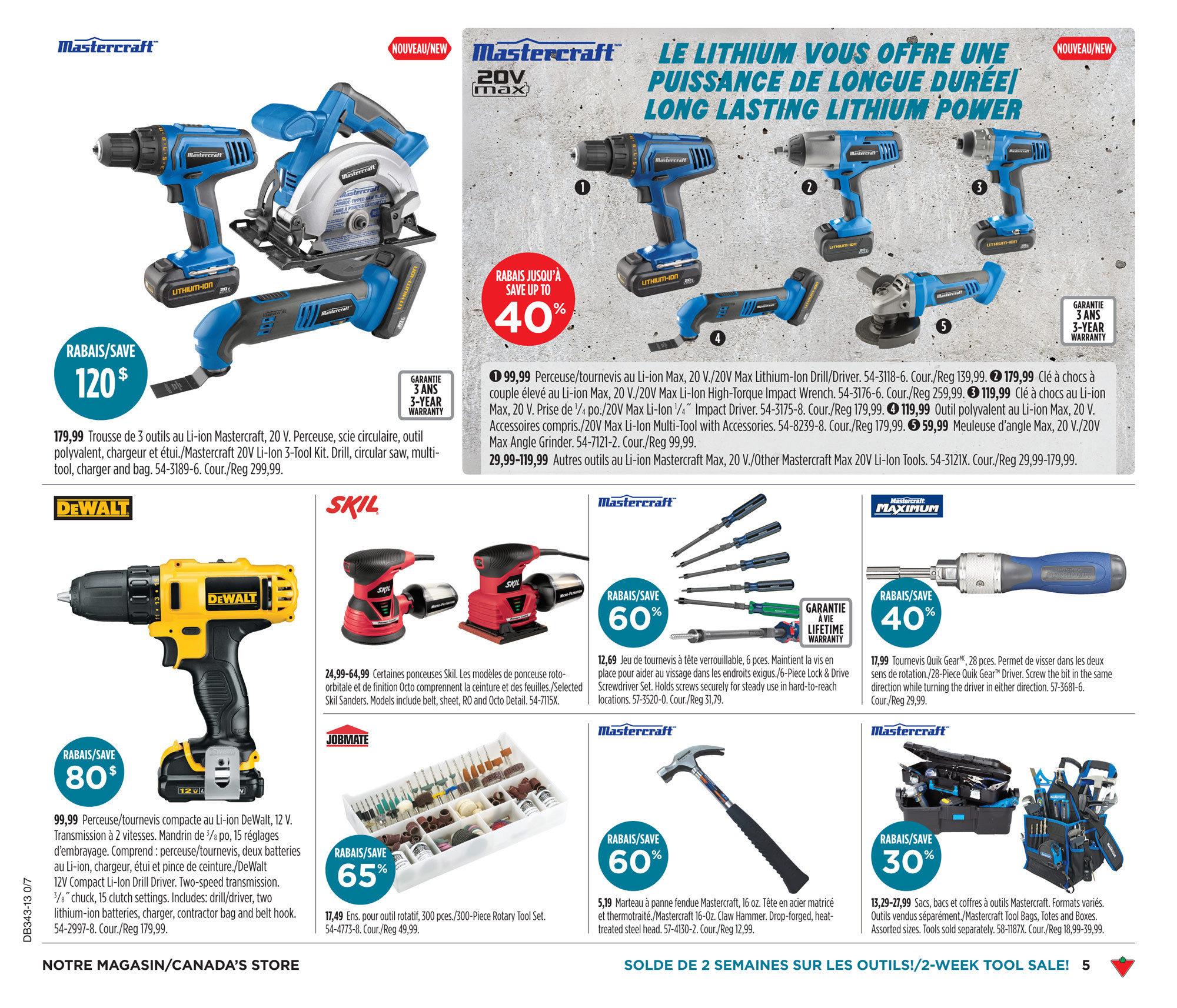 248c07c03ea Canadian Tire Weekly Flyer - Weekly Flyer - Oct 17 – 24 - RedFlagDeals.com