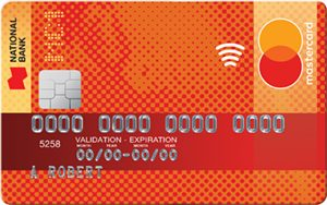 National Bank of Canada MasterCard® MC1 Credit Card