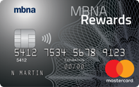 MBNA Rewards Platinum Plus® Mastercard®