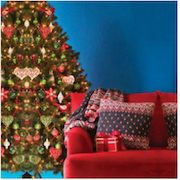 Sears Prelit Christmas Trees.Sears Gift Of The Day 159 99 Whole Home Noel Aspen Slim