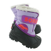 Infants' SNOW COMMANDER Purple Boots - $39.99 (27% off)