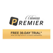 Newegg.ca: Free 30-Day Trial of Newegg Premier When You Sign up For 12-Month Membership