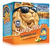 Stanley Park - Sunsetter Summer Ale Can - $15.99 ($1.00 Off)
