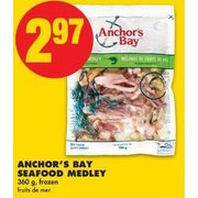 Anchor's Bay Seafood Medley - $2.97