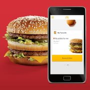 McDonald's: Get a Big Mac, Egg McMuffin or Any Size McCafé Beverage for $1.00 with Mobile Ordering
