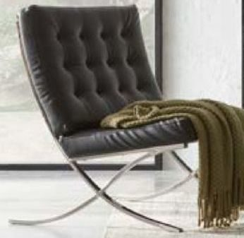 Outstanding Bouclair Barcelona Lounge Chair With Metal Legs Evergreenethics Interior Chair Design Evergreenethicsorg