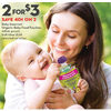 Baby Gourmet Organic Baby Food Pouches - 2/$3.00 ($0.40 off)
