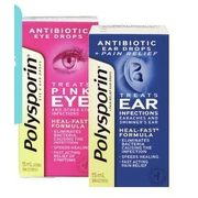 Rexall Polysporin Pink Eye Or Ear Pain Relief Drops Redflagdeals Com