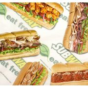 "Subway: Buy a $25 Gift Card and Get a 6"" Sub for $1"