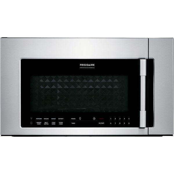 Best Buy Frigidaire Professional Over The Range Microwave 18 Cu