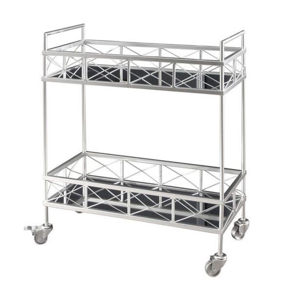 Bed Bath And Beyond Abbyson Living Kanda 2 Tier Bar Cart