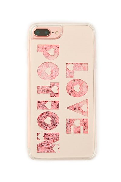 new products 43b88 663e1 Forever21: Love Potion Waterfall Case For Iphone 6/7/8 Plus ...