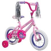 "12"" All Avigo Spark And Glitter Bikes - $69.94 ($10.00 off)"