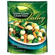 Green Giant Frozen Vegetables - 2/$5.00