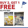 All PTS Tees - Buy 2 Get 1 Free