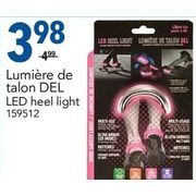 LED Heel Light  - $3.98