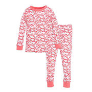 Burt's Bees Baby® Butterfly Escape Footed Pajama In Pink - $16.99 ($5.00 Off)