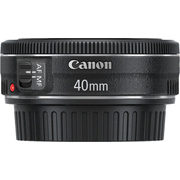 Canon EF 40mm f/2.8 Lens - $214.99 ($15.00 off)
