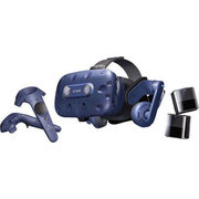 HTC VIVE Pro VR Headset Full Kit with Sensors and Controllers - $1699.99