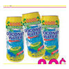 Cool Runnings Coconut Water - $0.89