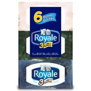 Royale 3-Ply Facial Tissue - $8.77/pack