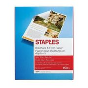 Staples Brochure and Flyer Paper - $29.99
