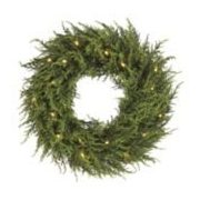 "24"" Cedar Wreath  - $39.99 (20% off)"