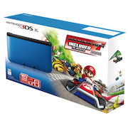 BestBuy.ca: Nintendo 3DS XL with Mario Kart 7 Bundle (Blue/Black) $149.99